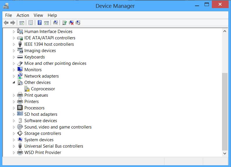 Coprocessor Driver Download Windows 10